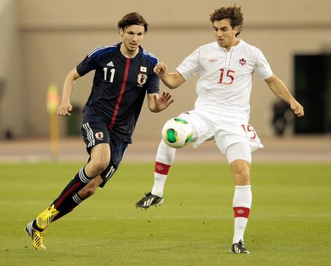 Dejan+Jakovic+Japan+v+Canada+q1BEqmhpfFal